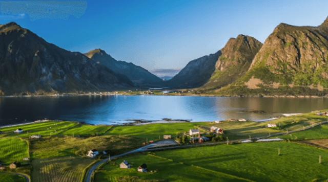 نوردلاند ، النرويج