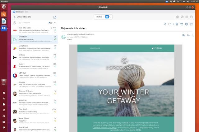 BlueMail là gì ? Cách cài đặt BlueMail trên Linux