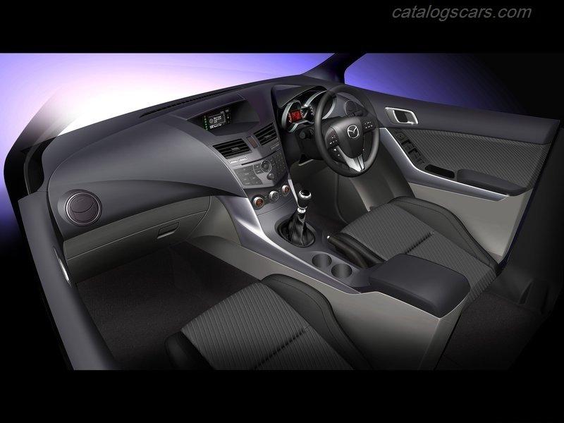صور سيارة مازدا BT-50 2014 - اجمل خلفيات صور عربية مازدا BT-50 2014 - Mazda BT-50 Photos Mazda-BT-50-2012-06.jpg