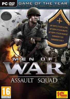 Men Of War Assault Squad PC Full Español Game Of The Year Edition