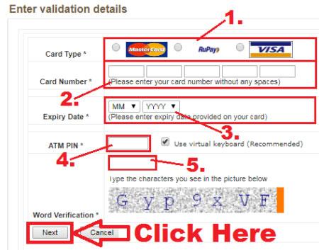 how to register for bob net banking online