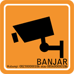 Jasa Pasang CCTV Banjar, Tempat pasang cctv di banjar, pemasangan kamera cctv di banjar
