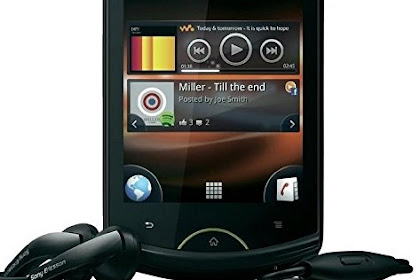 Cara Flashing Sony Ericsson Live WT19A