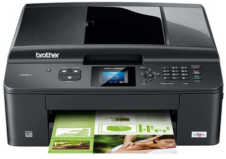 Brother MFC-J430W Driver Download