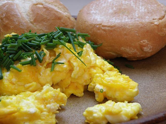5 Menu Sarapan Sehat dan Praktis Berbahan Telur