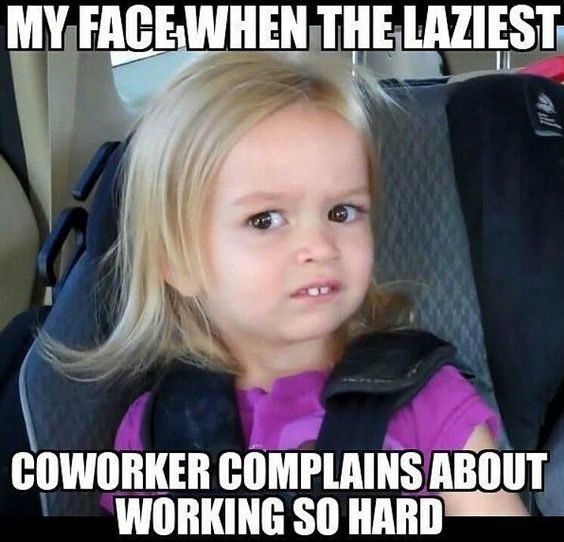 Funny Coworker Memes 6