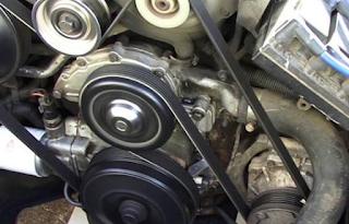 Cara Mengganti Vanbelt Nissan Grandlivina