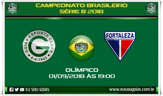 Ingressos a venda para Goiás x Fortaleza