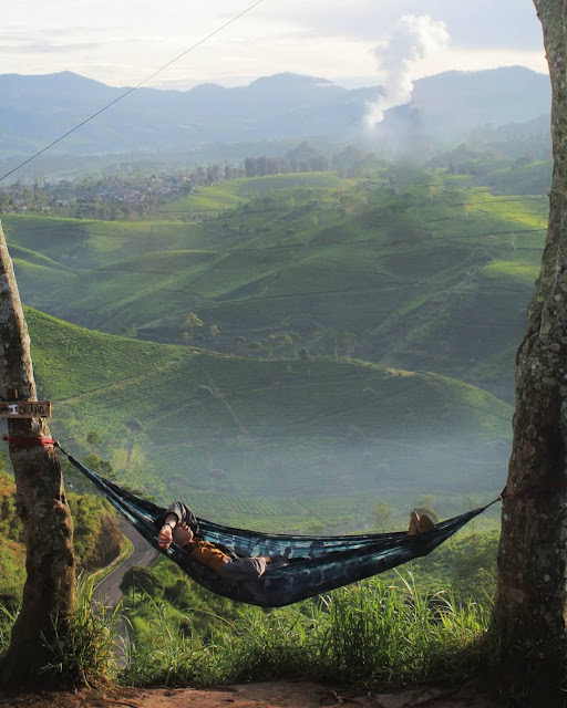 Spot Hammock Di Sunrise Point Cukul