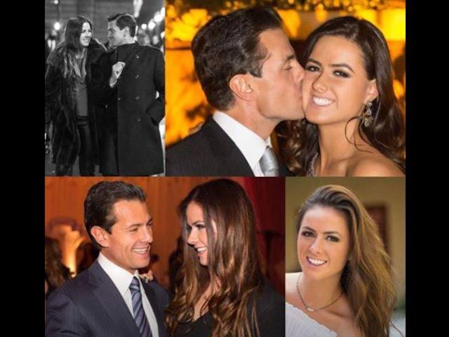 """Peña Nieto responde a usuarios que lo felicitaron porque su hija """"ya alcanza el timbre"""""""