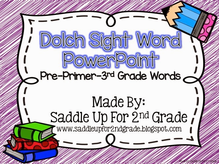 Sight Words are so important for children to learn. This PowerPoint is a fun activity that can be used to practice sight words quickly and effectively.  All of the levels are included.