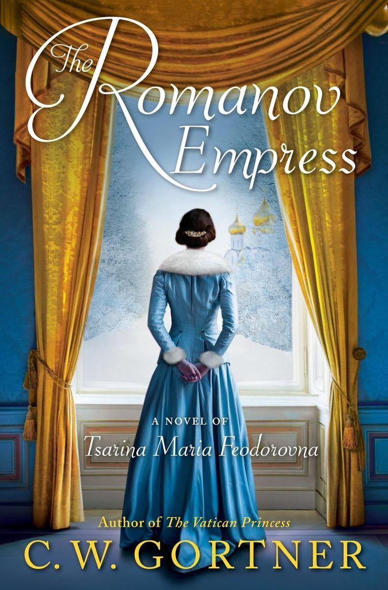 Best Summer Reads 2018: The Romanov Empress by C.W. Gortner