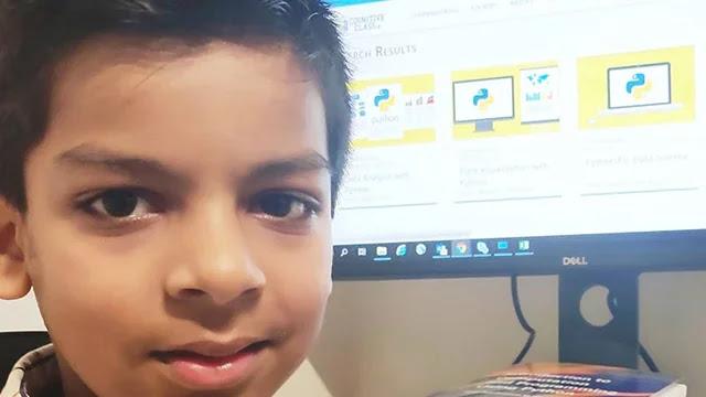 Kautilya Katariya ... le plus jeune programmeure d'intelligence artificielle au monde
