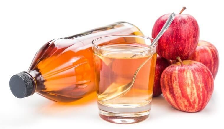 Toner Cuka Apel Sembuhkan Jerawat