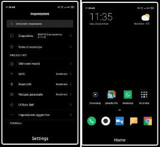 Kumpulan Tema Dark Mode Xiaomi Tembus Aplikasi