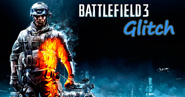 Battlefield 3 Super Accuracy Weapons Glitch