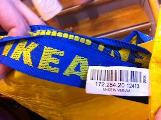 Ikea Made in Vietnam