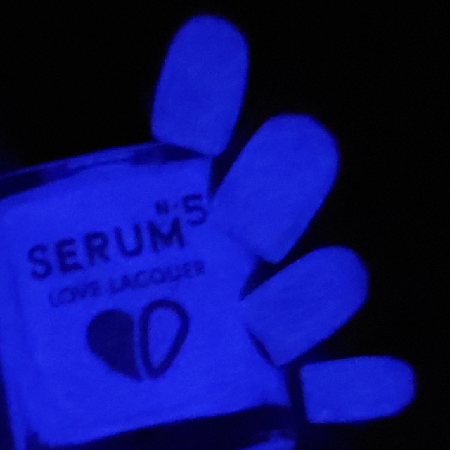 Serum No.5-Here for the Boos