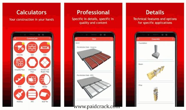 ConstruCalc Pro APK 2019