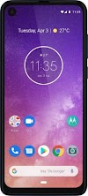 Motorola One Vision cellphone details