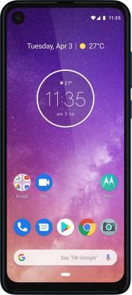 Motorola One Vision cellphone details