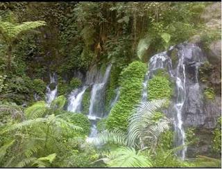 Wisata Air Terjun Sumber Pitu Malang