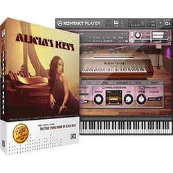 Native Instruments - Alicia's Keys KONTAKT Library