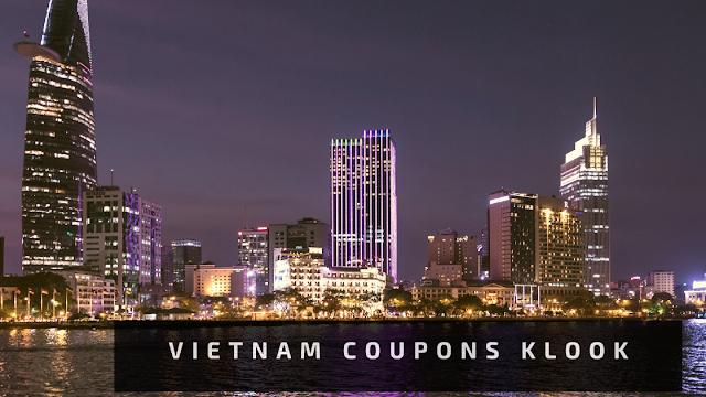 Klook Promo Code Vietnam