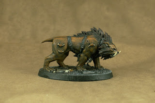 Hrothgorn's Mantrappers' Thrafnir (right side)