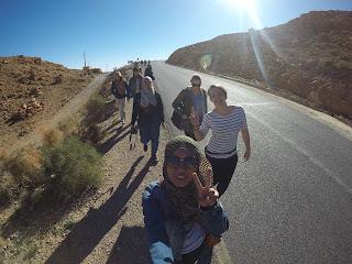Travelog Morocco Road Trip to Merzouga Desert, Morocco