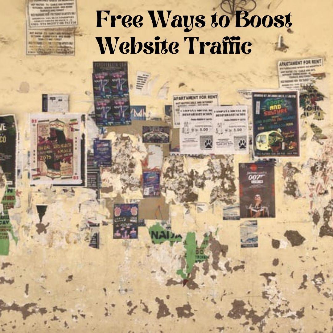 Boost Website Traffic - Prosper Affiliate Marketing