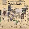 Free Ways to Boost Website Traffic
