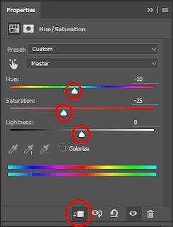 cara membuat efek refleksi di photoshop