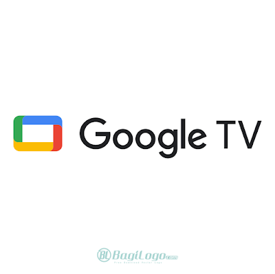 Google TV Logo Vector