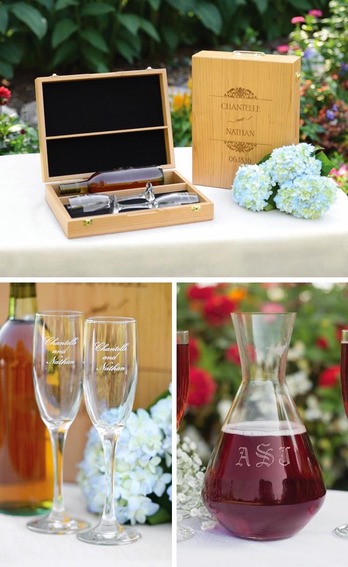 Wine Wedding Unity Ceremony