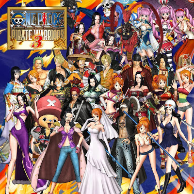 Game One Piece: Pirate Warriors 3 for PC