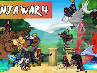 Ninja War 4 v1.3 Mod Apk (Unlimited Money, Offline) Terbaru 2018