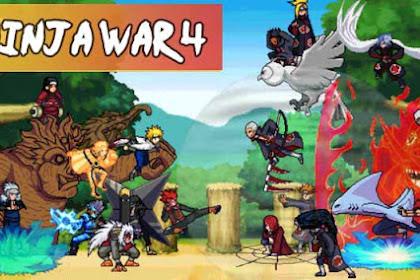 Ninja War 4 v1.3 Mod Apk (Unlimited Money, Offline) Terbaru 2018
