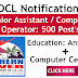 TSSPDCL Recruitment of Junior assistant cum Computer Operator notification 2019