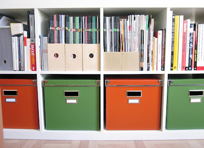 Efficient attractive storage solutions