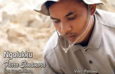 Lirik Lagu Tapsel Mandailing Farro Simamora - Ngolukku