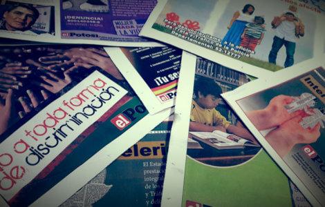 Desde 2010 se aprobó 15 leyes que imponían condiciones a los medios informativos en Bolivia / ANP
