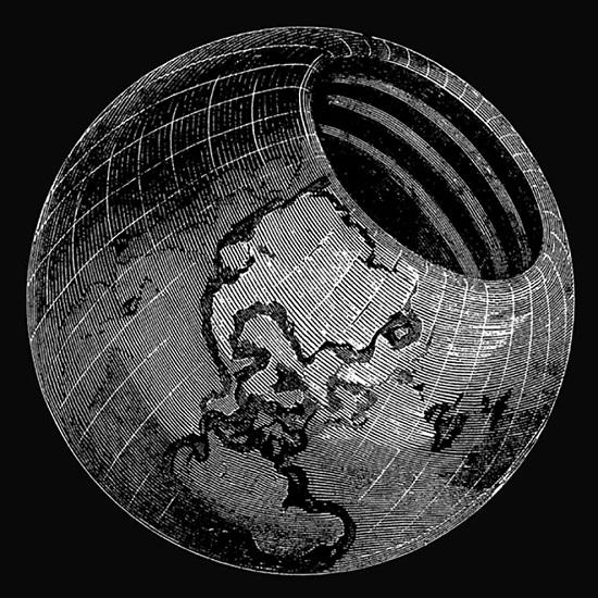 Các bằng chứng và mô tả về nền văn minh tiên tiến trong lòng đất