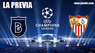 Previa İstanbul Başakşehir - Sevilla FC