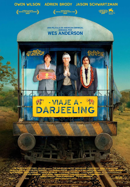 The Darjeeling Limited – India (2007)
