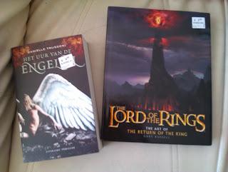Wat ik kocht op het boekenfestijn.