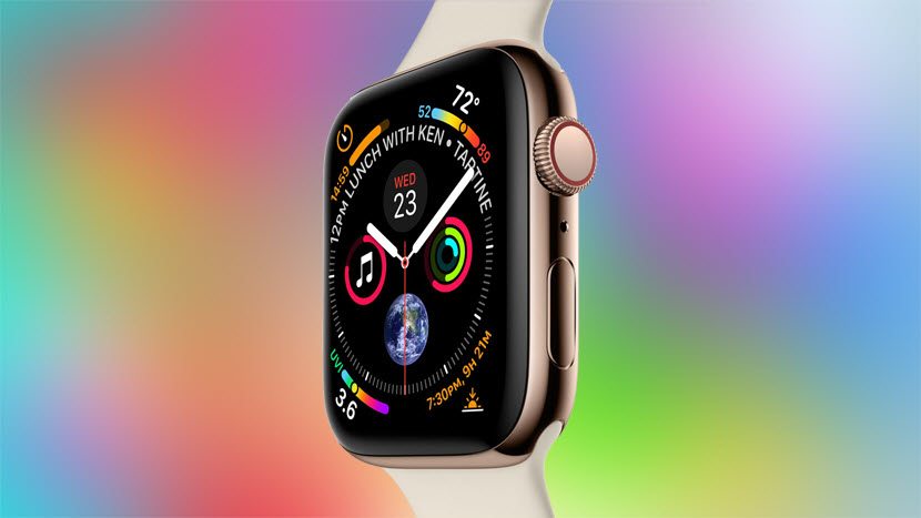 كيف تسربت صور الآيفون Xs وساعة Apple Watch Series 4 على موقع آبل