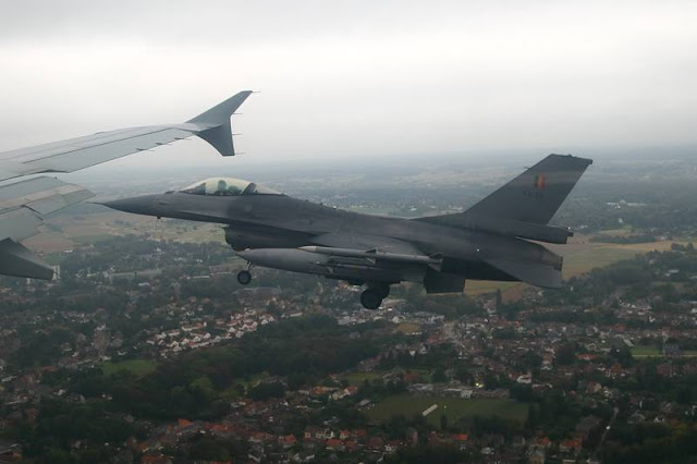 Belgian NATO Baltic Air Policing