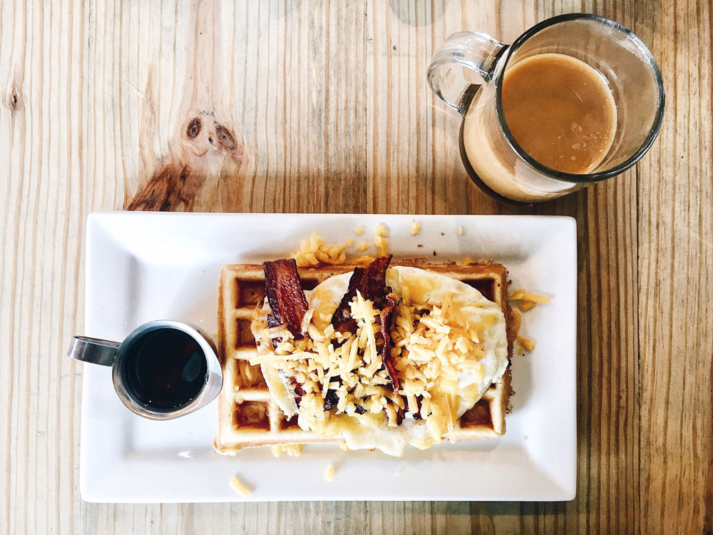 Blogger Amanda's OK has breakfast at Syrup in Oklahoma City