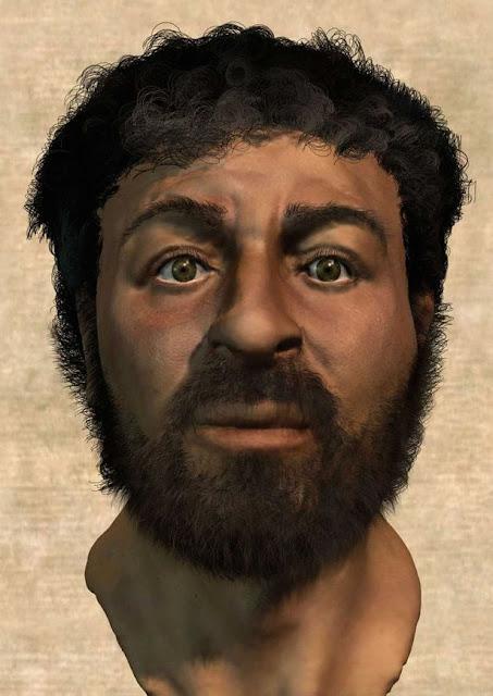 Cientista mostra como era o verdadeiro rosto de Jesus Cristo